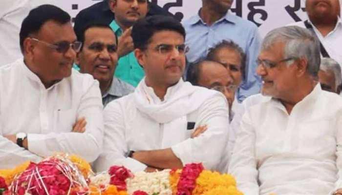 राजस्थान कांग्रेस में ब्राह्मण राजनीति आई हाशिए पर