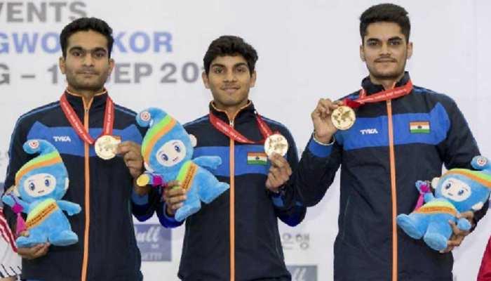 भारत के जूनियर निशानेबाजों को दो गोल्ड, सीनियर फाइनल में पहुंचने से चूके