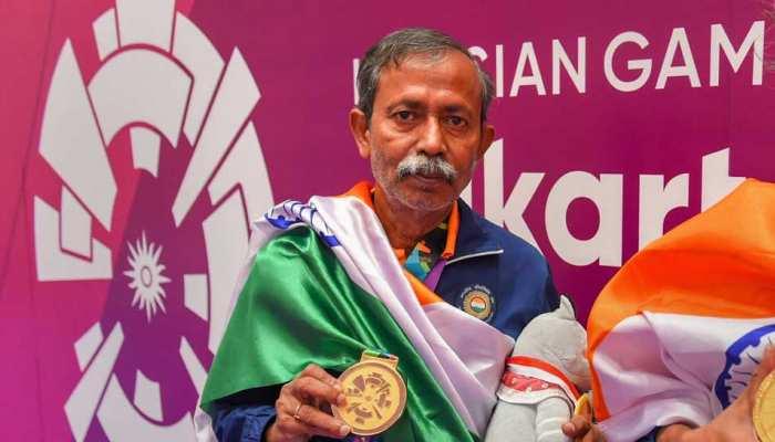 Asian Games: गोल्ड जीतने वाले सबसे उम्रदराज खिलाड़ी रहे भारत के प्रणब