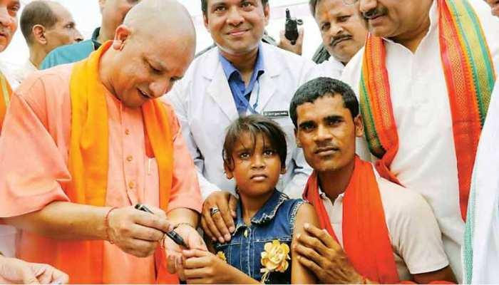 यूपी में BJP ने बनाया 'विलेज प्लान', क्या अखिलेश-मायावती ढूंढ पाएंगे इसकी काट?