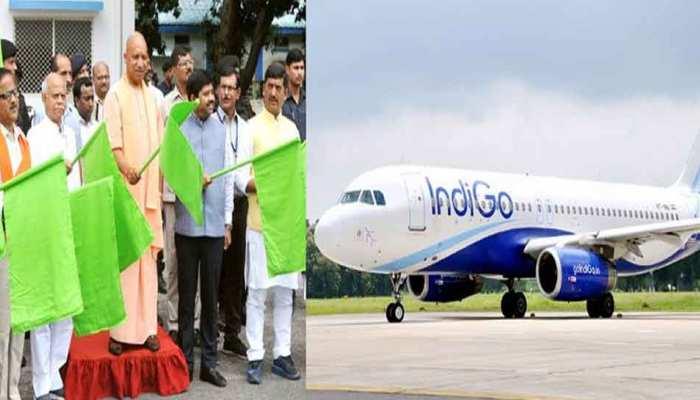 कृष्णाष्टमी पर सीएम योगी का तोहफा, गोरखपुर से दिल्ली के लिए उड़ान सेवा शुरू