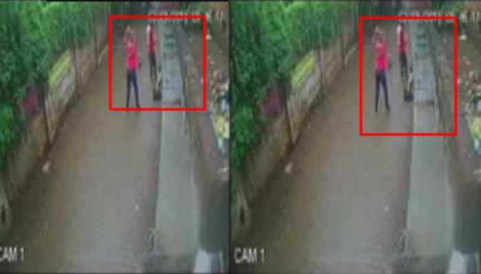 इलाहाबाद: रिटायर्ड दारोगा को पीट-पीटकर मार डाला, CCTV में कैद वारदात