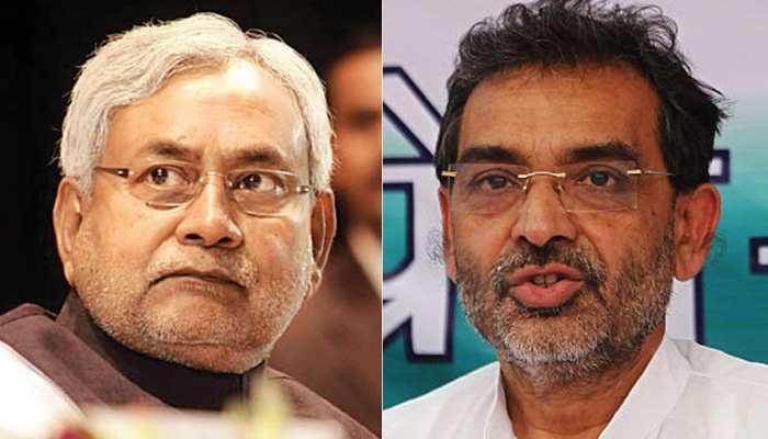 उपेंद्र कुशवाहा के निशाने पर फिर नीतीश कुमार, कहा- 'बिहार में बेखौफ हैं अपराधी'