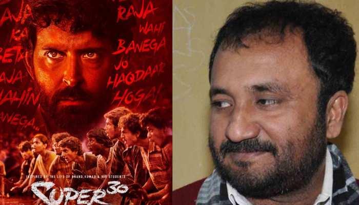देश के तमाम शिक्षकों को समर्पित है 'सुपर 30': आनंद कुमार