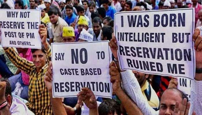 SC/ST एक्ट के खिलाफ सवर्ण संगठनों का भारत बंद आज, MP में धारा 144 लागू, बिहार में हाई अलर्ट