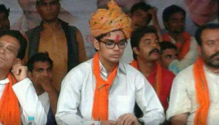 मध्य प्रदेशः CM शिवराज के बेटे ने 'भारत बंद' पर दुकान बंद कर दिया सांकेतिक समर्थन