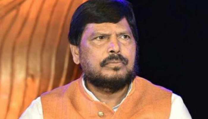सही मायने में आंबेडकरवादी सोच की हैं मायावती, तो दें BJP का साथ: रामदास अठावले