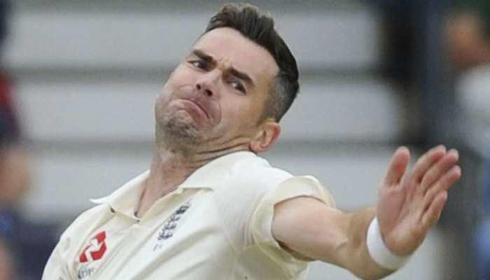 INDvsENG: जेम्स एंडरसन की कटी 15 प्रतिशत मैच फीस, इस वजह से लगा जुर्माना