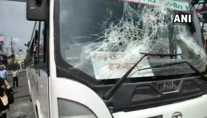 बिहार में भारत बंद से यातायात ठप, कई शहरों में विपक्ष का प्रदर्शन