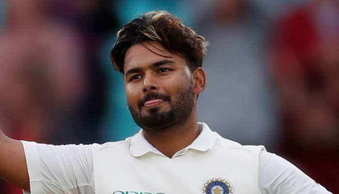 Rishabh Pant makes several records in Oval, now stands with MS Dhoni and Kapil Dev
