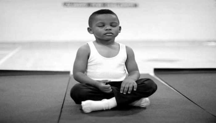 For children, it is very important that the meditation