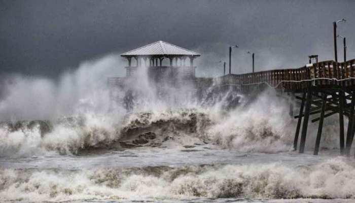 Hurricane Florence makes landfall in Carolinas, threatens catastrophic flood