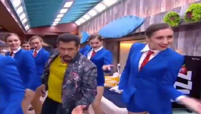 सलमान खान के इस परफॉर्मेंस से होगा Bigg Boss 12 का आगाज, देखें VIEDO
