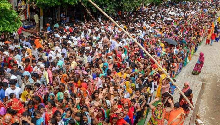 यूपी : बरसाना में 17 सितंबर को धूमधाम से मनाई जाएगी राधा अष्टमी