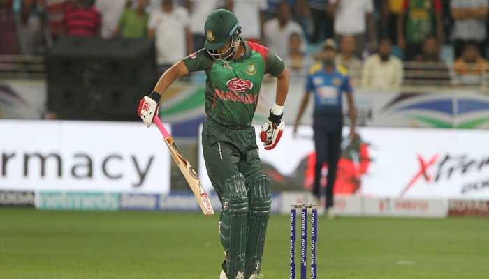 कलाई में फ्रैक्चर के बावजूद बल्लेबाजी के लिए उतरे थे तमीम इकबाल, श्रीलंकाई कप्तान भी हुए मुरीद