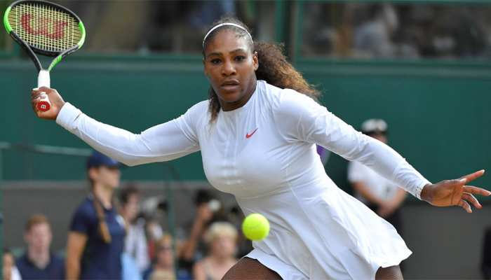मुश्किल हालात को आसान बनाने वाली टेनिस की आंधी हैं सेरेना विलियम्स