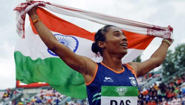 ब्रैंड्स की नई फेवरिट बनीं एथलीट हिमा दास, रेस ने कुछ यूं बदल दी जिंदगी