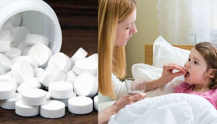 Children who take paracetamol in childhood have the risk of asthma in adolescence