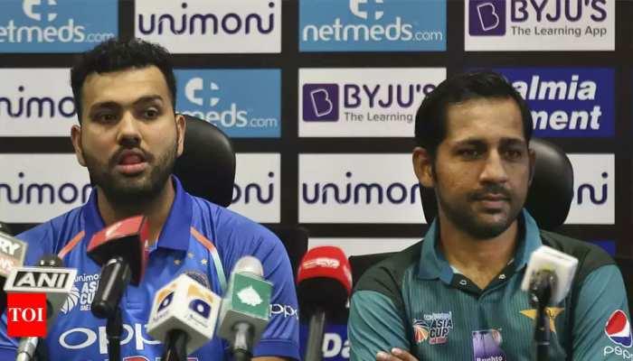 Asia Cup: शाम 5 बजे शुरू होगा भारत-पाक का हाईवोल्टेज मैच, जानिए कहां और कैसे देखें