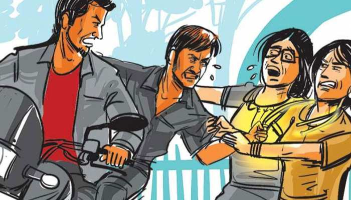 NRI ONLY: Chain snatcher arrested with 1.05 crores gold jewelry
