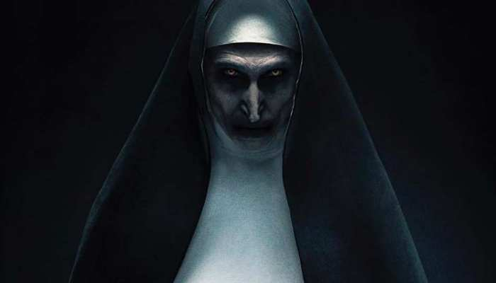 the nun actress Bonnie Aarons gets fame as nun in horror series of hollywood