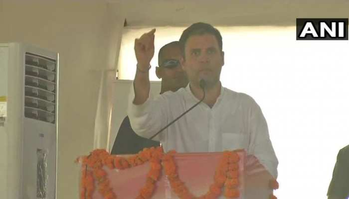 rahul gandhi give controversial statement on pm narendra modi during his rally in dungarpur