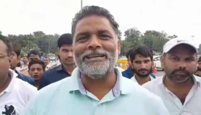 बिहार : सांसद पप्पू यादव के बिगड़े बोल, जनता को कह डाला 'कुकर्मी और चोर'