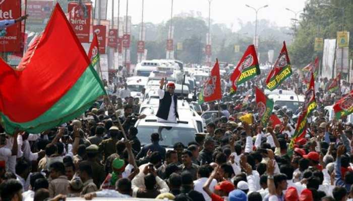 मध्यप्रदेशः बसपा और गोंगपा के साथ मिलकर 150 सीटों पर चुनाव लड़ने की कोशिश में जुटी सपा