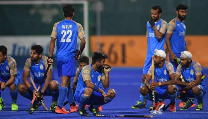 कोच हरेंद्र सिंह ने हॉकी खिलाड़ियों से कहा, हर खिलाड़ी बताए एशियाड में हार के पांच कारण