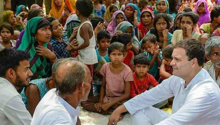 स्मृति ईरानी की सक्रियता के बीच 24 सितंबर से अमेठी के दो दिवसीय दौरे पर राहुल गांधी