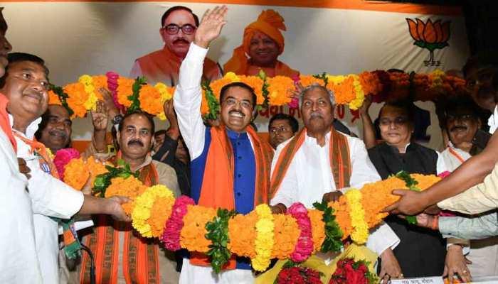 कांग्रेस पार्टी भ्रष्टाचार और घोटालों का गंदा नाला है: केशव प्रसाद मौर्य