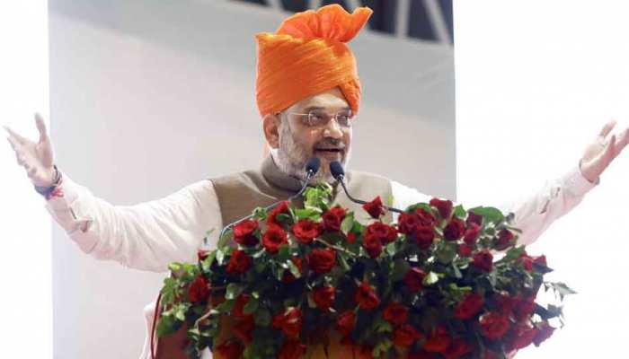 अमित शाह ने कोटा में सोशल मीडिया वालंटियर्स को संबोधित किया, दिया जीत का मंत्र