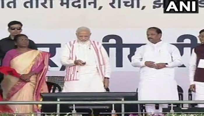 LIVE : PM मोदी बोले, 'दुनिया की सबसे बड़ी स्वास्थ्य योजना है आयुष्मान भारत'