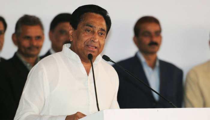 मध्यप्रदेश विधानसभा चुनाव में भ्रष्टाचार ही कांग्रेस का मुख्य मुद्दा होगा: कमलनाथ