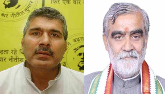 बक्सर सीट को लेकर बीजेपी-जेडीयू में तकरार, अश्विनी चौबे को JDU विधायक ने दी चुनौती