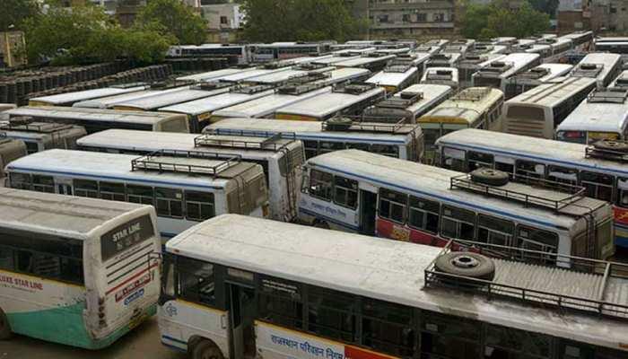राजस्थान: हड़ताल खत्म करने की कोशिश तक नहीं, रोडवेज को हुआ 40 करोड़ का नुक्सान