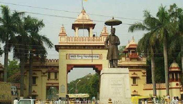 BHU हिंसा: छात्रों से खाली कराए गए पांच हॉस्टल, ड्रोन कैमरों से पुलिस रख रही है नजर