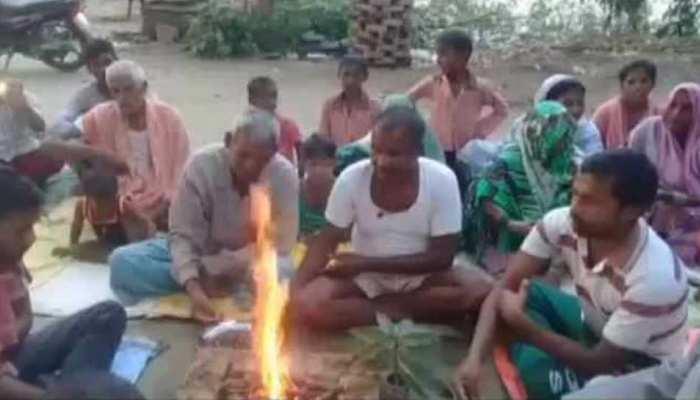 जौनपुर: धर्म परिवर्तन कर बने थे ईसाई, यज्ञ करके वापस अपनाया सनातन धर्म