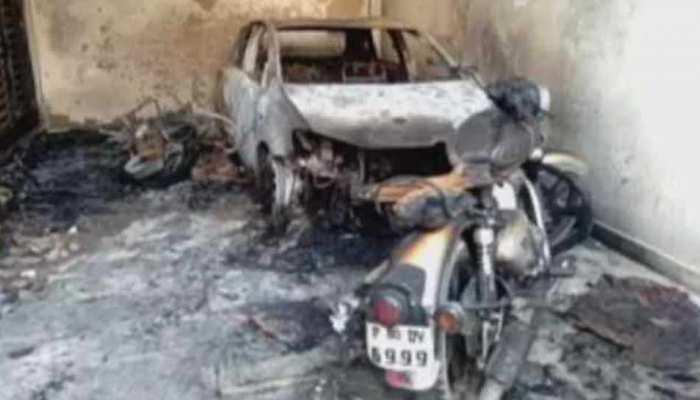 SC आयोग के अध्यक्ष की भतीजी को परिवार समेत जिंदा जलाने की कोशिश, आरोपी गिरफ्तार