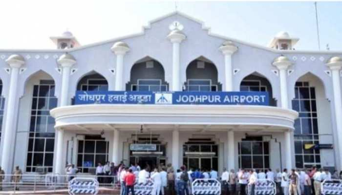 NRI ONLY: chaos at jodhpur airport after rumor of bomb in AI Flight