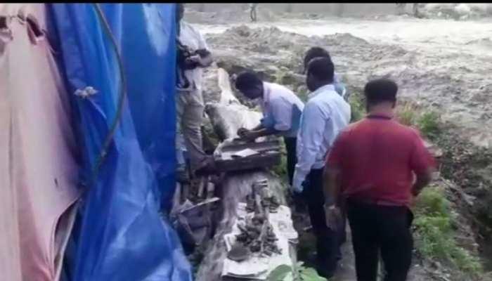मुजफ्फरपुर रेप कांडः CBI ने फिर की जमीन की खुदाई, मिले कंकाल के अवशेष