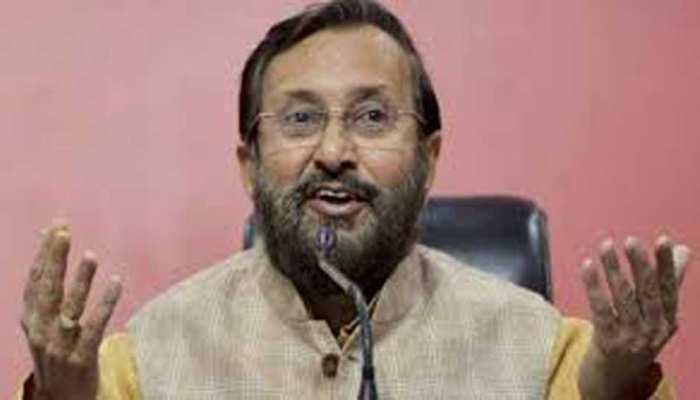 राजस्थान चुनाव: बीजेपी ने केंद्रीय मंत्री प्रकाश जावड़ेकर को बनाया चुनाव प्रभारी