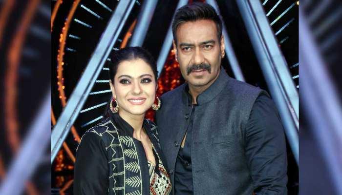 काजोल और अजय देवगन ने खोला राज, 'कौन है घर का असली 'सिंघम'..?'