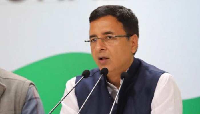 कांग्रेस ने चुनाव आयोग पर साधा निशाना, कहा- PM मोदी की रैली के कारण बदला चुनाव की तारीखों की घोषणा का समय