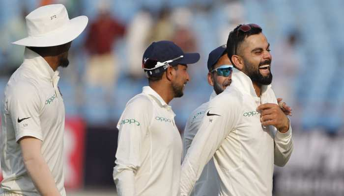 India vs Windies: Virat Kohli break many Record in Rajkot Test, know the Stats
