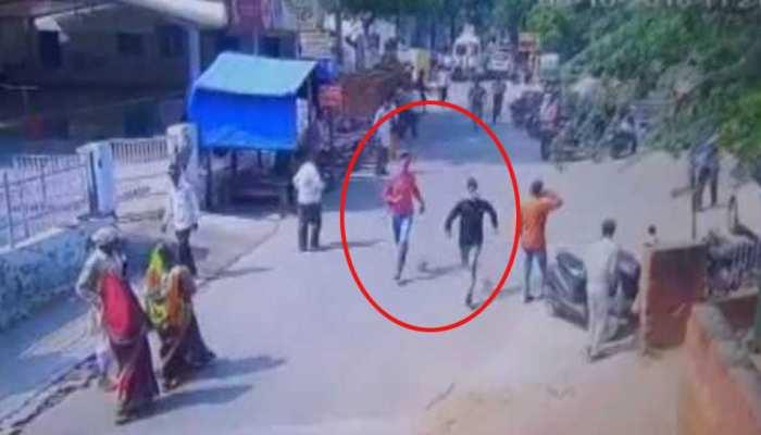 फरीदाबाद : फिल्मी स्टाइल में दिनदहाड़े अपने साथी को पुलिस की गिरफ्त से छुड़ा ले गए बदमाश
