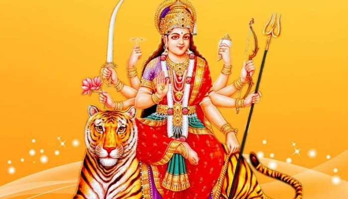 do you know why goddess durga ride on lion Dharam