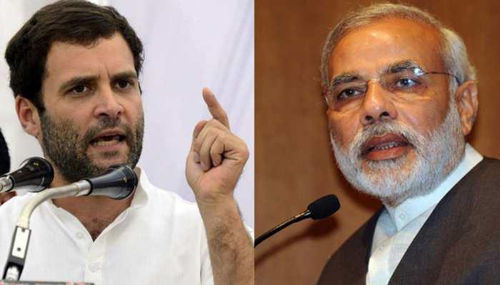 नोटबंदी और जीएसटी ने देश की अर्थव्यवस्था चौपट कर दी : राहुल गांधी