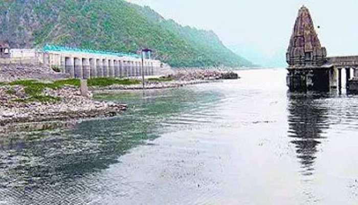 जयपुर: बारिश से बांधों में 26 फीसदी पानी ज्यादा, पर बीलसपुर बांध अब भी प्यासा