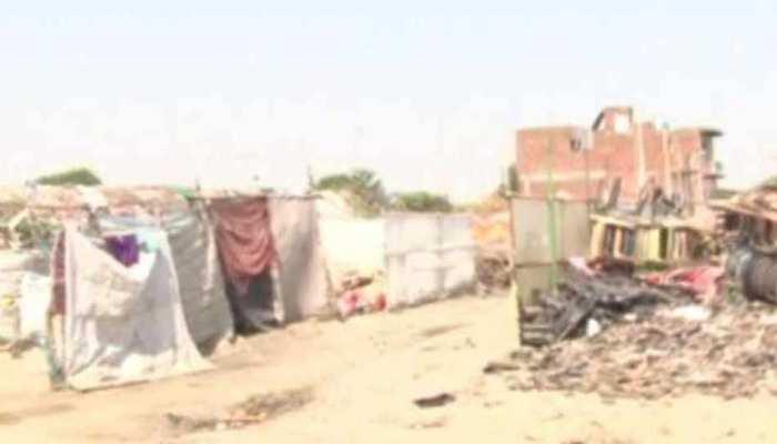आगरा में बस्ती बना कर रह रहे हैं रोहिंग्या मुसलमान, पुलिस कर रही है तहकीकात